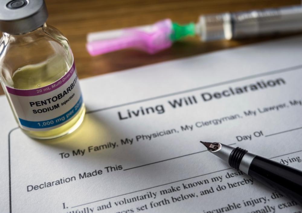 Fine vita: il diritto alla morte medicalmente assistita