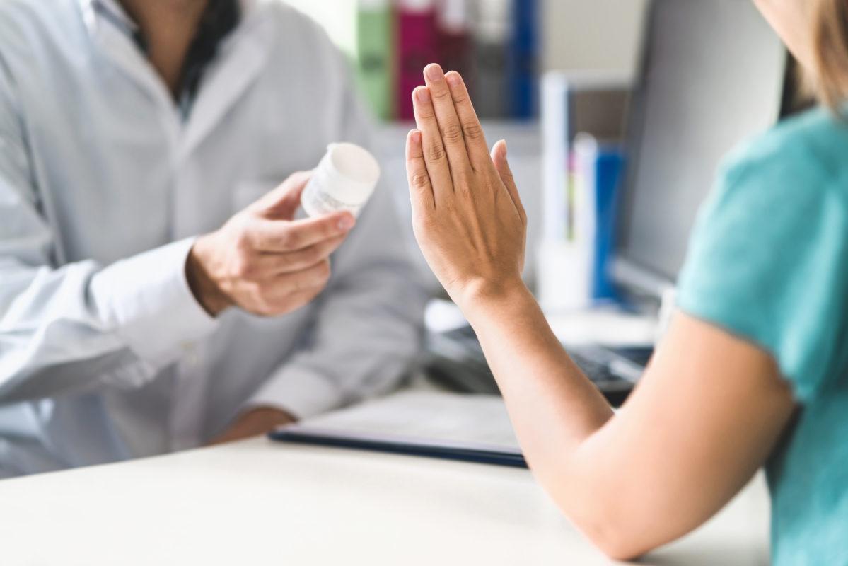 Il farmaco generico in sostituzione di quello prescritto